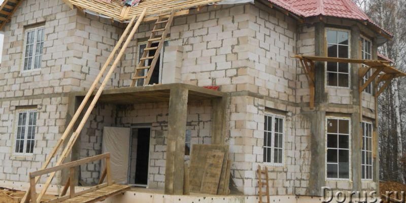 Строительство жилых и производственных объектов - Строительные услуги - Строительство жилых и произв..., фото 1