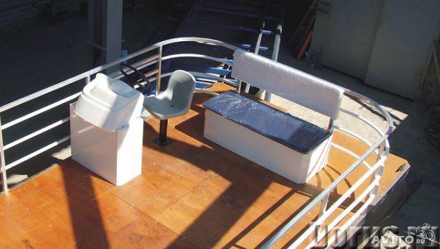 Грузопассажирское судно - Водный транспорт - Многоцелевое судно-катамаран предназначено для занятий..., фото 2