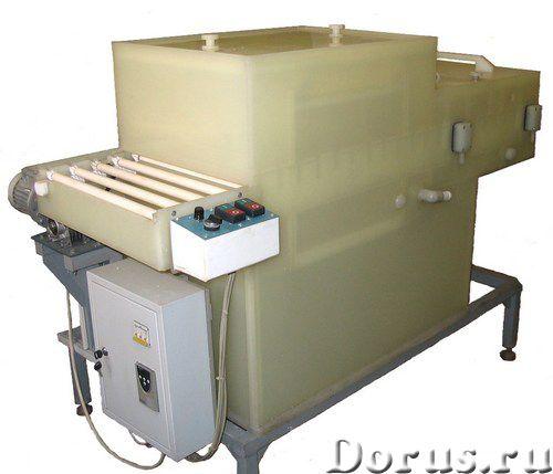 ЛСМ – 1Р Линия снятия олова с поверхности и из отверстий печатных плат - Промышленное оборудование -..., фото 1