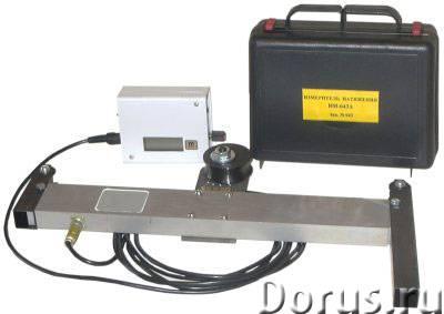 Измеритель натяжения троса ИН-643 - Промышленное оборудование - Предназначены для измерения в цифров..., фото 1