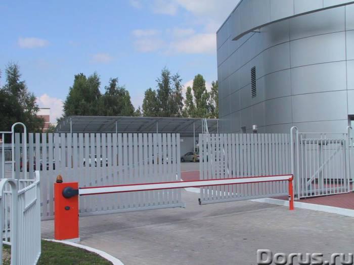 Ворота автоматические. Рольставни. Шлагбаумы - Строительные услуги - Компания НОРД осуществляет пост..., фото 2