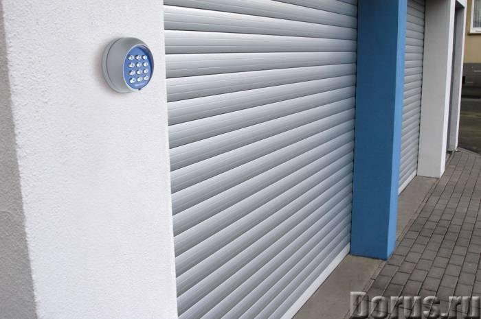 Ворота автоматические. Рольставни. Шлагбаумы - Строительные услуги - Компания НОРД осуществляет пост..., фото 3