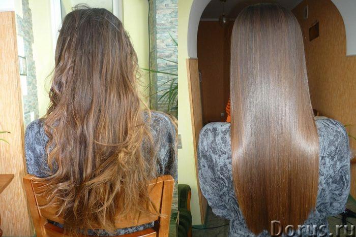 Профессиональное наращивание волос - Косметические услуги - Наращивание волос на капсулах и лентах..., фото 1