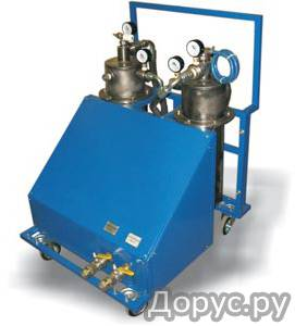 Фильтрация индустриального масла БФ-2000Н - Промышленное оборудование - Предприятие ООО «НПО РосТехЭ..., фото 1