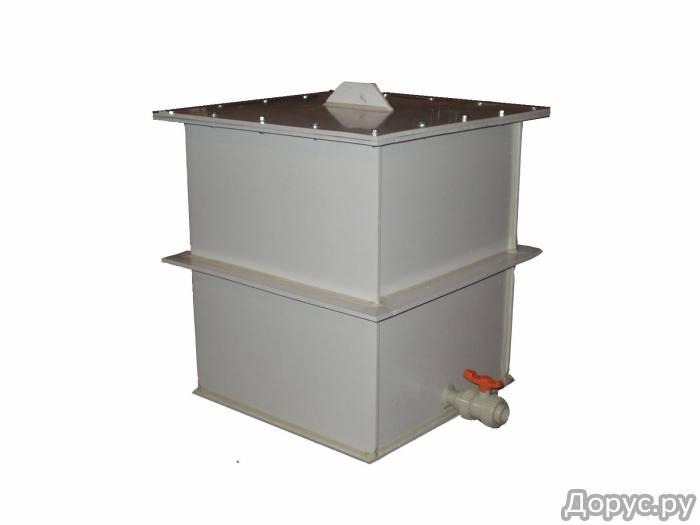 Ванна для электролита - Промышленное оборудование - Предприятие ООО «НПО «РосТехЭнерго» изготавливае..., фото 1