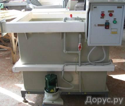 Установка для приготовления, заливки и дозирования электролита УДЭ-2 - Промышленное оборудование - П..., фото 1