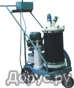 Установка фильтрации электролита УФЭ-1 - Промышленное оборудование - Предприятие ООО «НПО «РосТехЭне..., фото 1