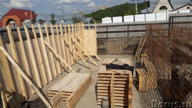Фундаменты - Строительные услуги - Предлагаем Вашему вниманию полный цикл работ по устройству фундам..., фото 3
